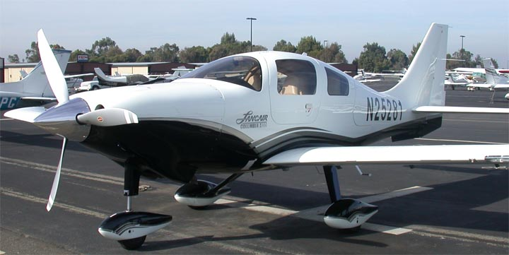 Fixed Gear Single D Piston Aircraft In Ion With Twin Turbo Climb Performance This 2007 G1000 Equiped Model Reaches Fl200 At Mtow Under